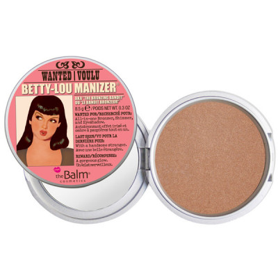 Хайлайтер theBalm Betty-Lou Manizer® Highlighter, Shadow & Shimmer 8.5 г