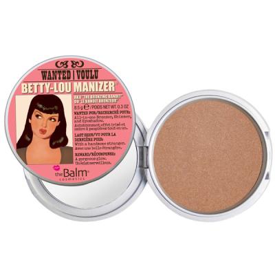 Хайлайтер theBalm Betty-Lou Manizer® Highlighter, Shadow & Shimmer 8.5 г