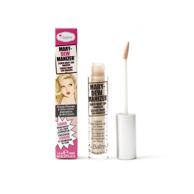 Жидкий Хайлайтер theBalm Mary-Dew Manizer® Liquid Highlighter 5.5 мл