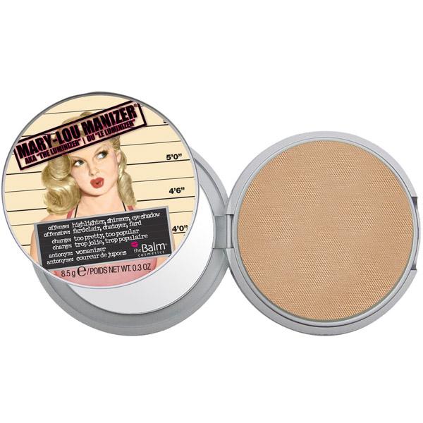 Хайлайтер theBalm Mary-Lou Manizer® Highlighter, Shadow & Shimmer 8.5 г
