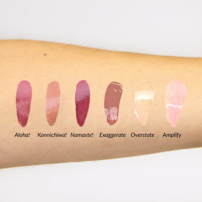 Набор Мини-Блесков для Губ theBalm Mini Lip Gloss Kit Vol. 2 - 7.2 мл