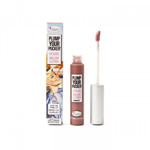 Блеск для Губ theBalm PLUMP YOUR PUCKER® Dramatize 7 мл