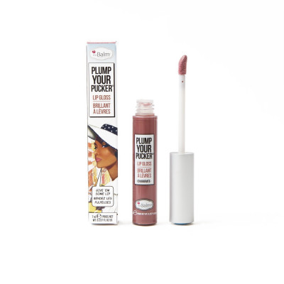 Блеск для Губ theBalm PLUMP YOUR PUCKER® Exaggerate 7 мл