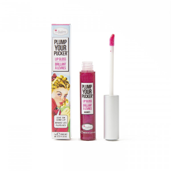 Блеск для Губ theBalm PLUMP YOUR PUCKER® Magnify 7 мл