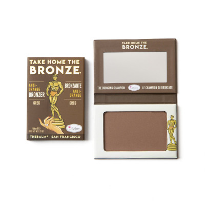 Бронзер для Лица theBalm TAKE HOME THE BRONZE® Greg 7.08 г