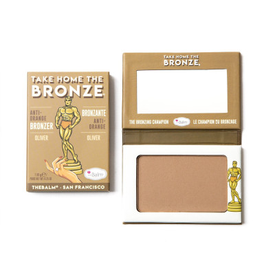 Бронзер для Лица theBalm TAKE HOME THE BRONZE® Oliver 7.08 г