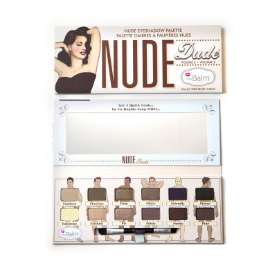 Палетка Теней для Глаз theBalm NUDE DUDE® Volume 2 9.6 г
