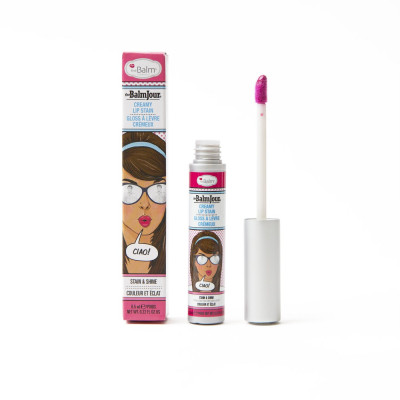 Блеск для Губ theBalm THEBALMJOUR® Creamy Lip Stain - Ciao! 6.5 мл