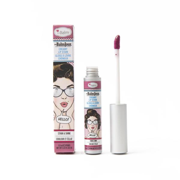 Блеск для Губ theBalm THEBALMJOUR® Creamy Lip Stain - Hello! 6.5 мл