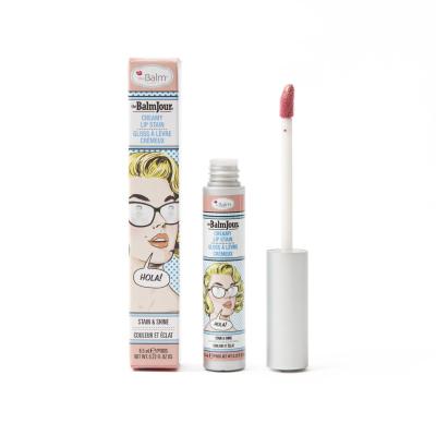Блеск для Губ theBalm THEBALMJOUR® Creamy Lip Stain - Hola! 6.5 мл