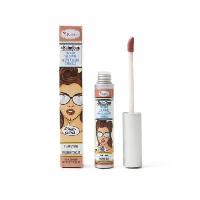 Блеск для Губ theBalm THEBALMJOUR® Creamy Lip Stain - Konnichiwa! 6.5 мл