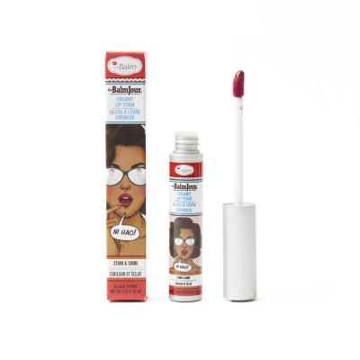 Блеск для Губ theBalm THEBALMJOUR® Creamy Lip Stain - Ni Hao! 6.5 мл