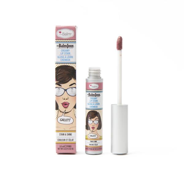 Блеск для Губ theBalm THEBALMJOUR® Creamy Lip Stain - Salut! 6.5 мл