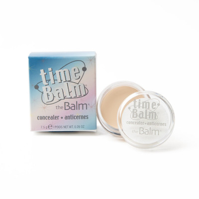 Консилер theBalm Timebalm® Concealer Full Coverage Concealer for Dark Circles & Spots - Lighter than Light 7.5 г