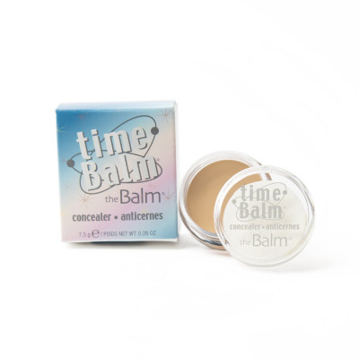 Консилер theBalm Timebalm® Concealer Full Coverage Concealer for Dark Circles & Spots - Medium 7.5 г
