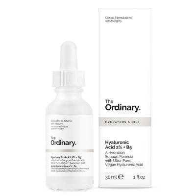 Сыворотка с Гиалуроновой Кислотой и B5 The Ordinary Hyaluronic Acid 2% + B5 30 мл