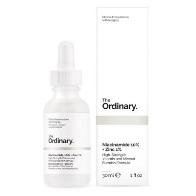 Сыворотка с Ниацинамидом и Цинком The Ordinary Niacinamide 10% + Zinc 1% 30 мл