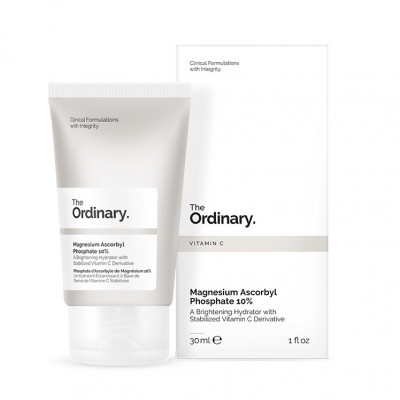 Крем 10% Витамин С The Ordinary 10% Magnesium Ascorbyl Phosphate  30 мл
