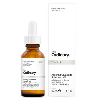 Масляная Сыворотка с 20% Витамином С и Витамином F The Ordinary Ascorbyl Tetraisopalmitate Solution 20% in Vitamin F 30 мл