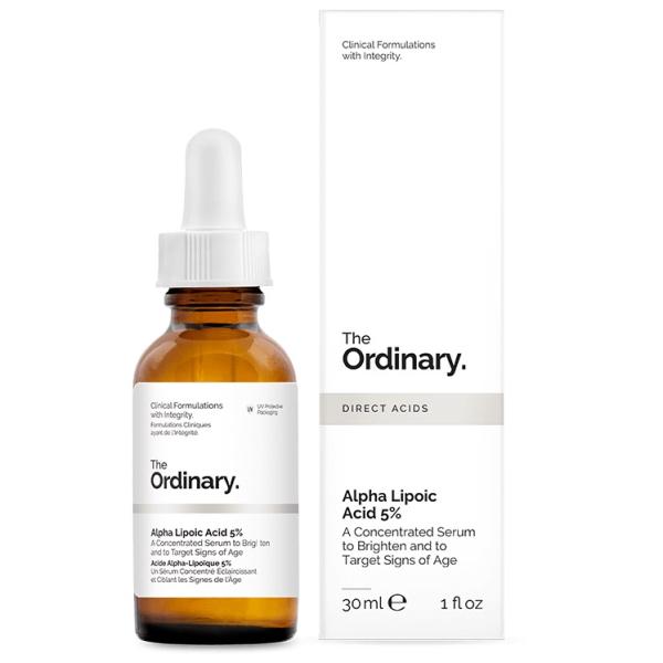 Сыворотка с 5% Альфа-Липоевой Кислотой The Ordinary 5% Alpha Lipoic Acid 30 мл