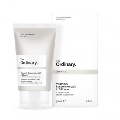 Сыворотка 30% Витамин C The Ordinary Vitamin C Suspension 30% in Silicone 30 мл