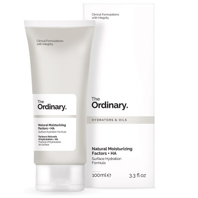 Увлажняющий Крем The Ordinary Natural Moisturizing Factors + HA 100 мл