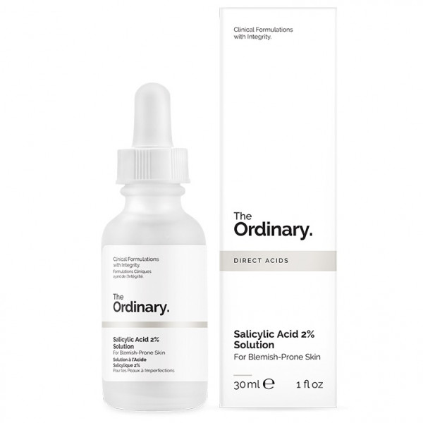 Сыворотка 2% Салициловая Кислота The Ordinary Salicylic Acid 2% Solution 30 мл