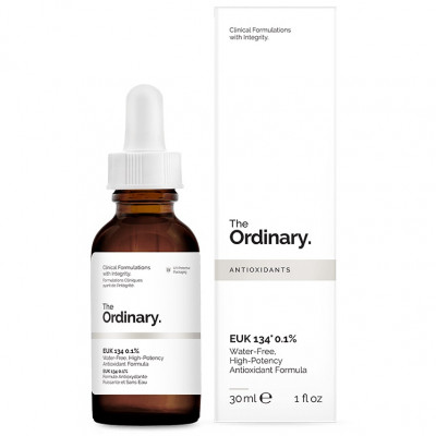 Сыворотка с Хлоридом Марганца The Ordinary EUK 134 0.1% 30 мл