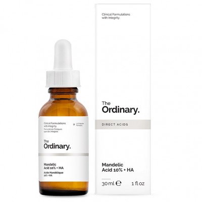 Пилинг 10% Миндальная Кислота The Ordinary Mandelic Acid 10% + HA 30 мл