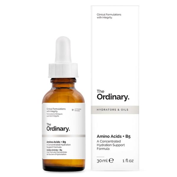 Увлажняющая Сыворотка с Аминокислотами The Ordinary Amino Acids + B5 30 мл