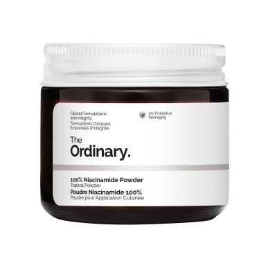 Порошок-Пудра с Ниацинамидом The Ordinary 100% Niacinamide Powder 20 г