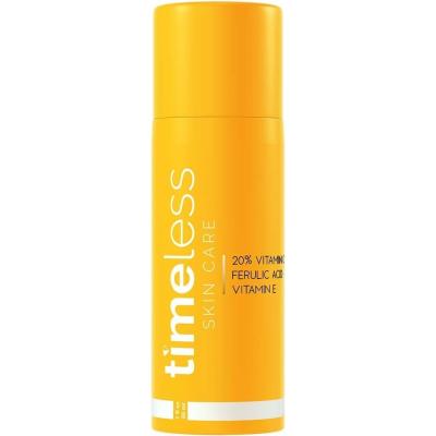 Сыворотка с Витаминами С,Е и Феруловой Кислотой Timeless Skin Care 20% Vitamin C + E Ferulic Acid Serum 30 мл