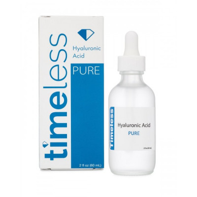 Сыворотка с Гиалуроновой Кислотой Timeless Skin Care Hyaluronic Acid 100% Pure Serum 60 мл