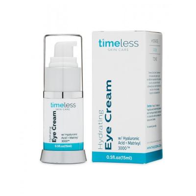 Увлажняющий Крем с Гиалуроновой Кислотой Timeless Skin Care Hydrating Hyaluronic Acid Eye Cream 15 мл