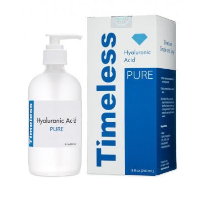 Сыворотка с Гиалуроновой Кислотой Timeless Skin Care Hyaluronic Acid 100% Pure Serum 240 мл