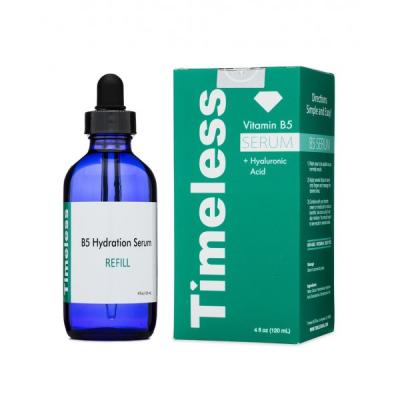 Сыворотка с Гиалуроновой Кислотой и Витамином B5 Timeless Skin Care Vitamin B5 Serum 120 мл