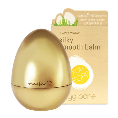 Затирка для Пор Tony Moly Egg Pore Silky Smooth Balm 20 г