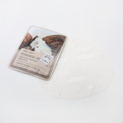 Тканевая Маска Tony Moly с Маслом Ши Pureness 100 Shea Butter Mask Sheet Elasticity 21 мл
