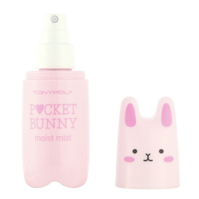 Увлажняющий Тоник-Спрей для Лица Tony Moly Pocket Bunny Moist Mist 60 мл
