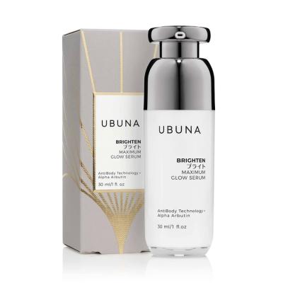 Сыворотка для Улучшения Цвета Лица UBUNA Brighten Maximum Glow Serum 30 мл