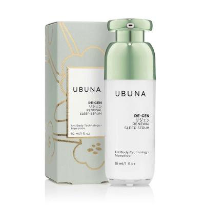 Сыворотка Ночная Регенерирующая UBUNA Re-Gen Renewal Sleep Serum 30 мл