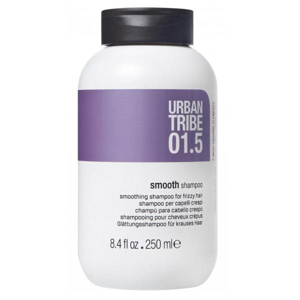 Разглаживающий Шампунь для Вьющихся Волос Urban Tribe 01.5 Shampoo Smooth 250 мл