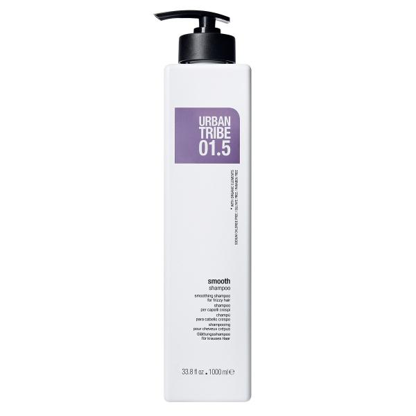 Разглаживающий Шампунь для Вьющихся Волос Urban Tribe 01.5 Shampoo Smooth 1000 мл