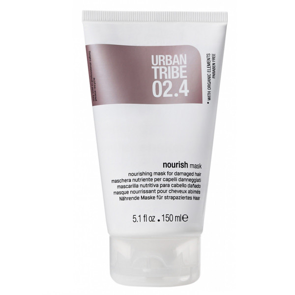 Питательная Маска для Поврежденных Волос Urban Tribe 02.4 Mask Nourish 150 мл