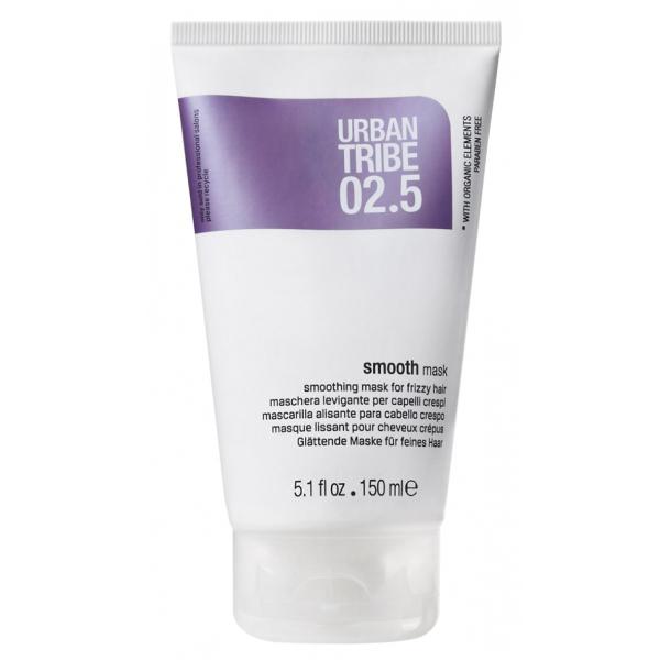 Разглаживающая Маска для Вьющихся Волос Urban Tribe 02.5 Mask Smooth 150 мл