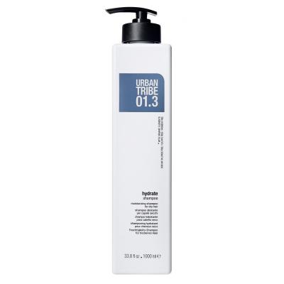 Увлажняющий Шампунь для Сухих Волос Urban Tribe 01.3 Shampoo Hydrate 1000 мл