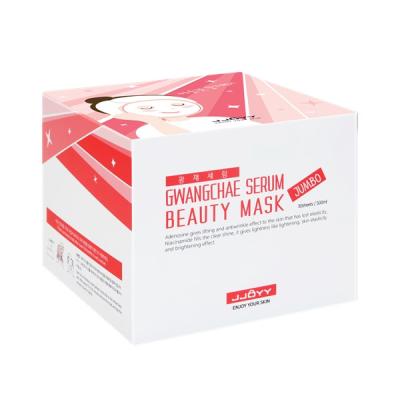 Набор Антивозрастных Масок Wish Formula Jjoyy Gwangchae Serum Beauty Mask Jumbo 30 шт