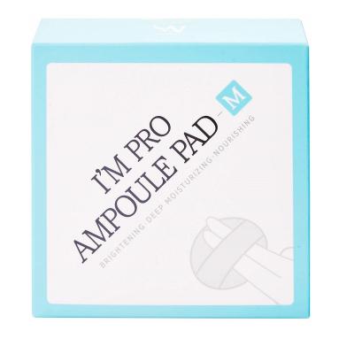 Спонж-Салфетка с Муцином Улитки Питательная Wish Formula I'm Pro Ampoule Pad-M 10х7 мл