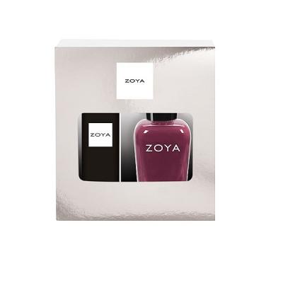 Подарочный Набор (Лак для Ногтей Veronica, Губная Помада Jasmine) ZOYA Bundle Up