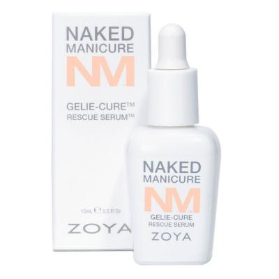 Восстанавливающая Сыворотка-Кушон для Ногтей Zoya Naked Gelie-Cure Rescue Serum 15 мл